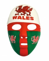 Wales Supporter Welsh Mask - Pack of 12