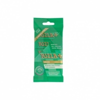 Rizla Green Regular Rolling Papers Hanger x 5 Pack