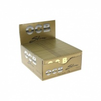 OCB Gold Premium King Size Slim Rolling Papers