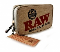 RAW Smell Proof Smokers Pouch - Medium