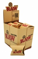 RAW Pre-Rolled Slim Tips