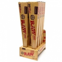 RAW 20 Stage Rawket Cones Variety Pack