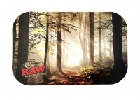 RAW SMOKEY FOREST Small Magnetic Tray Cover - 28cm x 18cm