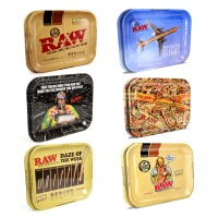 12 RAW medium trays for the price of 10 offer