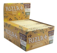 Rizla Natura Combi Pack - King Size Slim Rolling Papers + Paper Tips