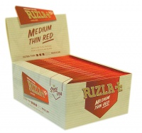 Rizla Red King Size Rolling Papers