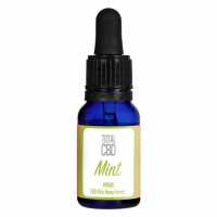 Total CBD Tongue drop - Mint 400mg