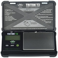 My Weigh Triton Mini - 400m Digital Scales with cover