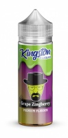 Kingston Grape Zingberry Shortfill E-liquid