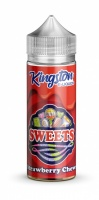 Kingston Strawberry Chews Shortfill E-liquid