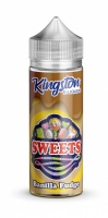 Kingston Banilla Fudge Shortfill E-liquid