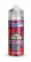 Kingston Sour Cherry Shortfill E-liquid