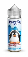 Kingston Blue Raspberry Slush Shortfill E-liquid