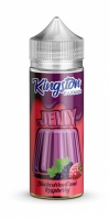 Kingston Blackcurrant & Raspberry Jelly Shortfill E-liquid