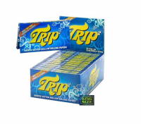 Trip 2 Clear Asiatic Cotton Mallow King Size Rolling Papers