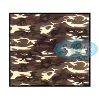Camouflage Design Bandanas<br>Large Only
