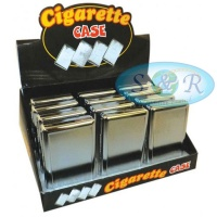 Cigarette Case Box Plain No Design