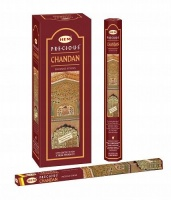 Hem Precious Chandan Sandalwood Incense Sticks