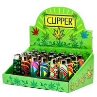 Clipper Covers Leaves 3 Design - 24's
