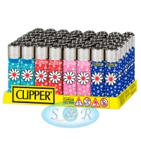 Clipper Daisies<br>Flint Lighters 48s