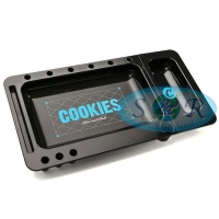 Cookies Harvest Club Rolling Tray V2 Black