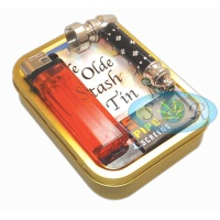 2oz Deluxe Pipe Gift Tin Kits