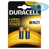 Duracell Speciality Batteries Size LRV08