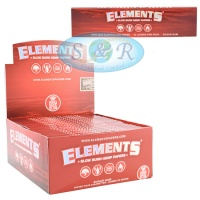 Elements Hemp King Size Slim Rolling Papers