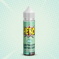 HERO Blueberry & Peppermint e-Liquid - 50ML