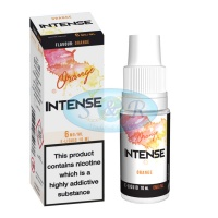 Intense eLiquid Orange 10ml Bottles 4 Strengths