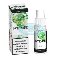 Intense eLiquid Apple 10ml Bottles 4 Strengths