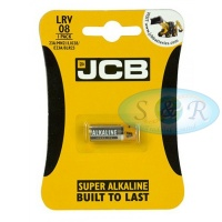JCB LRV08 12v Alkaline Battery