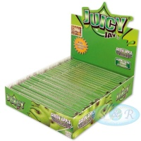 Juicy Jays Green Apple King Size Slim Flavoured Rolling Papers