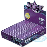 Juicy Jays Grape King Size Slim Flavoured Rolling Papers