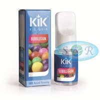 KIK Elite Bubblegum e-Liquid 10ml