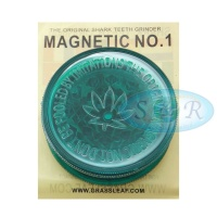 Magnetic No.1 Acrylic Grinder Various Colours
