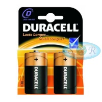Duracell Basic Batteries Size D