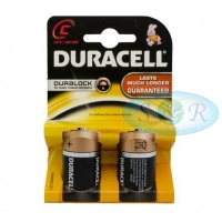 Duracell Basic Batteries Size C