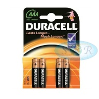 Duracell Basic Batteries Size AAA