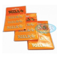 Rizla Liquorice Regular Rolling Papers Hanger x 3 Pack