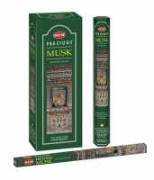 Hem Precious Fragrance Musk Incense Sticks