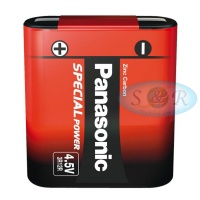 Panasonic 3R12 B1 Special Power Heavy Duty 4.5v Battery