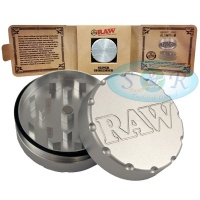 RAW Super Shredder 2 Part 50mm Aluminium Grinder