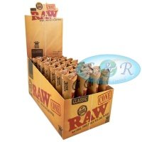 RAW Classic King Size 3 Pack Cones