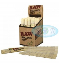 RAW Bamboo Rolling Mat Small