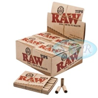 RAW Pre-Rolled WIDE Tips