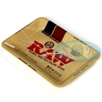 RAW Mini Metal Rolling Tray