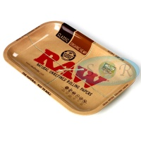RAW Small Metal Rolling Tray