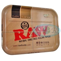 RAW XL Metal Rolling Tray