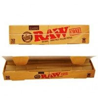RAW Pre Rolled Cones Basic Kingsize